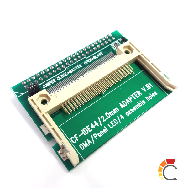 HDD CompactFlash adapter for Amiga 1200(HD)